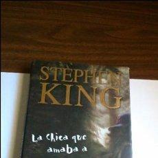 Libros antiguos: STEPHEN KING (LA CHICA QUE AMABA A TOM GORDON). Lote 95880735