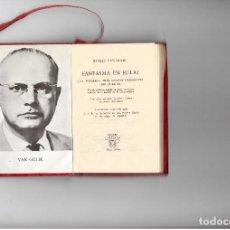 Libros antiguos: PPRLY - FANTASMA EN FU-LAI. ROBERT VAN GULIK. CRISOL AGUILAR. Lote 96831407