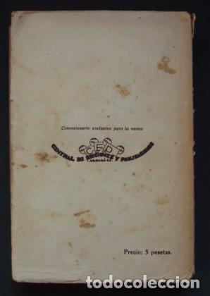 Libros antiguos: El país de la bruma (Novela espiritista) - CONAN-DOYLE, Arthur - Foto 3 - 97029123