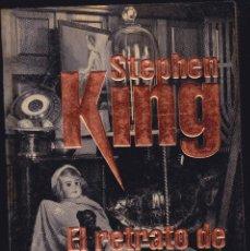 Libros antiguos: EL RETRATO DE ROSE MADDER - STEPHEN KING - EDITORIAL MONDADORI 1ª PRIMERA EDICIÓN 2000. Lote 103176951