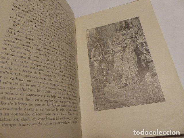 Libros antiguos: HISTORIAS EXTRAORDINARIAS. EDGARDO POE. ED. MAUCCI. BIBLIOTECA ARTES Y LETRAS. 329 PP. ILUSTRA - Foto 2 - 104460567