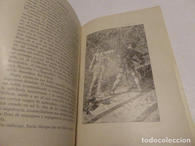 Libros antiguos: HISTORIAS EXTRAORDINARIAS. EDGARDO POE. ED. MAUCCI. BIBLIOTECA ARTES Y LETRAS. 329 PP. ILUSTRA - Foto 3 - 104460567