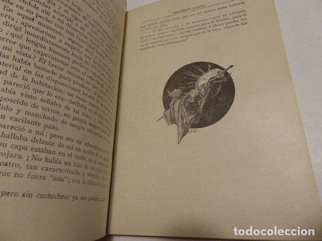 Libros antiguos: HISTORIAS EXTRAORDINARIAS. EDGARDO POE. ED. MAUCCI. BIBLIOTECA ARTES Y LETRAS. 329 PP. ILUSTRA - Foto 4 - 104460567