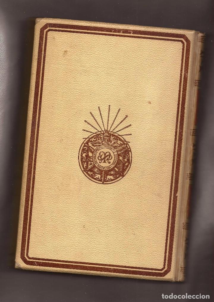 Libros antiguos: EL HOMBRE FANTASMA - GUIDO DE TERAMOND – ED. MONTANER Y SIMÓN, 1910. - Foto 2 - 104720695