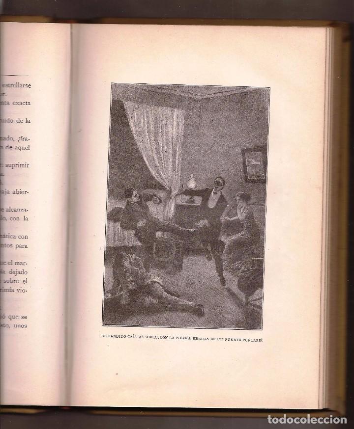 Libros antiguos: EL HOMBRE FANTASMA - GUIDO DE TERAMOND – ED. MONTANER Y SIMÓN, 1910. - Foto 6 - 104720695