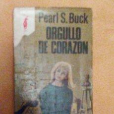 Libros antiguos: VENDO NOVELA, ORGULO DE CORAZÓN.. Lote 109347331