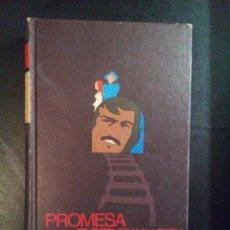 Libros antiguos: VENDO LIBRO, PROMESA ROTA DE FRANK YERBY. Lote 110031539