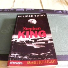 Libros antiguos: ECLIPSE TOTAL--STEPHEN KING. Lote 110720863