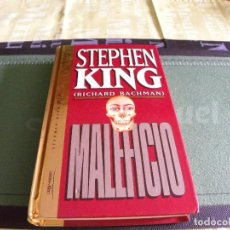 Libros antiguos: MALEFICIO--STEPHEN KING. Lote 110720939