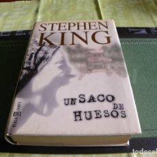 Libri antichi: UN SACO DE HUESOS--STEPHEN KING . Lote 110721223