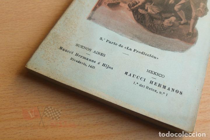 Libros antiguos: Biblioteca Orbi - Muerte en vida - X. de Montepin - Principios S. XX - Foto 3 - 112519179