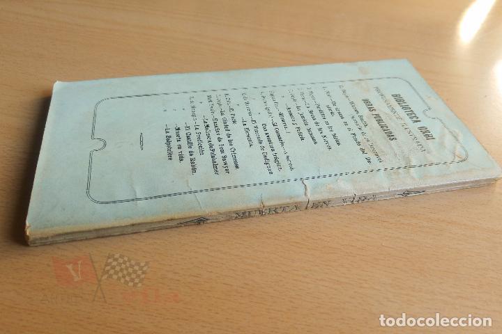 Libros antiguos: Biblioteca Orbi - Muerte en vida - X. de Montepin - Principios S. XX - Foto 5 - 112519179