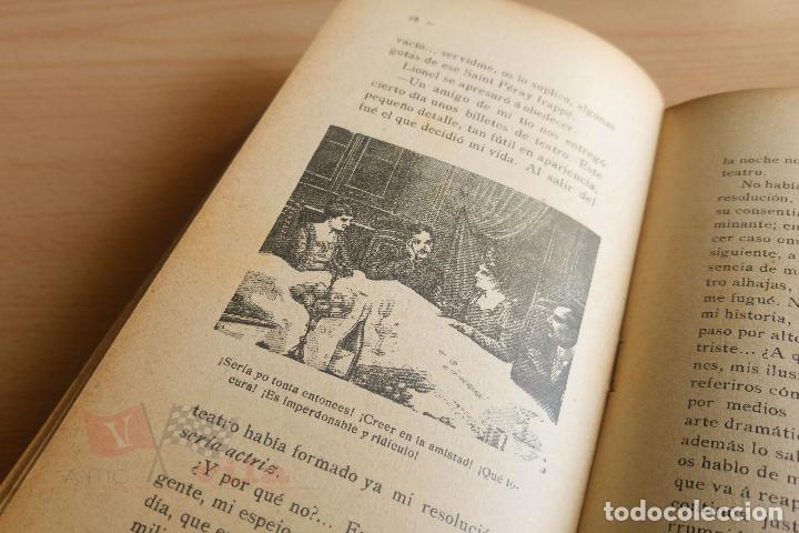 Libros antiguos: Biblioteca Orbi - El vizconde de Cadignan - X. de Montepin - Principios S. XX - Foto 5 - 112519883