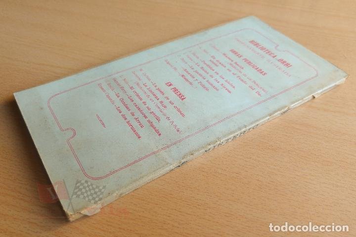 Libros antiguos: Biblioteca Orbi - Misterio...! - E. Poe - Principios S. XX - Foto 4 - 112520651