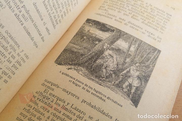Libros antiguos: Biblioteca Orbi - La predicción - X. de Montepin - Principios S. XX - Foto 4 - 112520855
