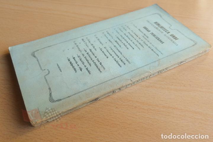 Libros antiguos: Biblioteca Orbi - La predicción - X. de Montepin - Principios S. XX - Foto 5 - 112520855