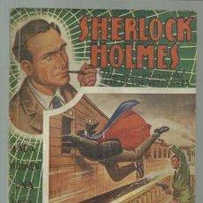 Libros antiguos: SHERLOCK HOLMES, MEMORIAS INTIMAS DEL REY DE LOS DETECTIVES Nº 3: EL DESTRIPADOR, USADO. Lote 113276663
