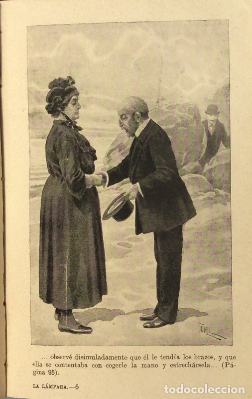 Libros antiguos: La sombra fatídica/La lámpara roja - Arthur Conan Doyle - Foto 4 - 114173838