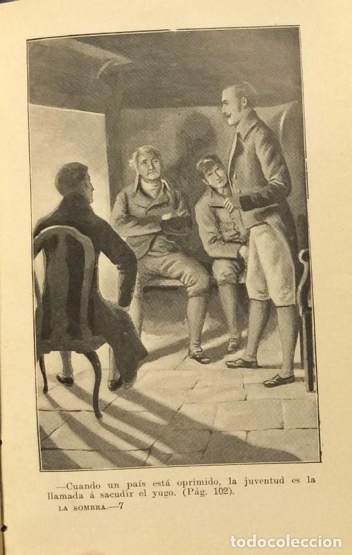 Libros antiguos: La sombra fatídica/La lámpara roja - Arthur Conan Doyle - Foto 6 - 114173838