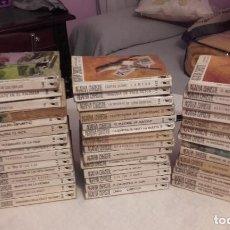 Libros antiguos: 43 TITULOS DE AGATHA CHRISTIE EDITORIAL MOLINO. Lote 114736683