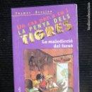 Libros antiguos: F1 UNCAS PER A TU I LA PENYA DELS TIGRES LA MALADICCIO DEL FARAO PER THOMAS BRENZINA. Lote 114821179