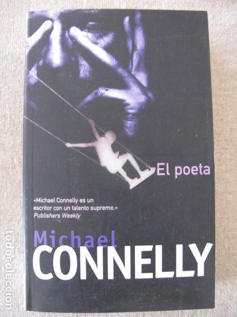 EL POETA - MICHAEL CONNELLY - ED VIB BOLSILLO (Libros antiguos (hasta 1936), raros y curiosos - Literatura - Terror, Misterio y Policíaco)