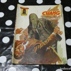 Libros antiguos: EL ENCAPUCHADO CHANG NUM 34, CLIPER 1946. Lote 118175223