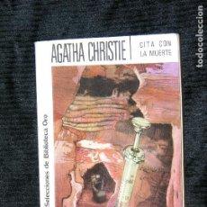 Libros antiguos: F1 CITA CON LA MUERTE AGATHA CHRISTIE Nº 29. Lote 118648451