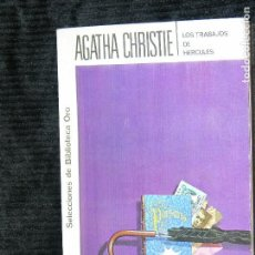 Libros antiguos: F1 LOS TRABAJOS DE HERCULES AGATHA CHRISTIE Nº 162 . Lote 118653675