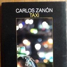 Libros antiguos: CARLOS ZANON - TAXI -SALAMANDRA.. Lote 143066730