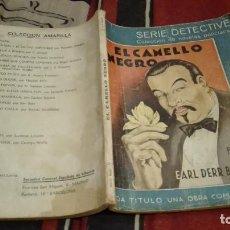 Libros antiguos: SERIE DETECTIVE - EL CAMELLO NEGRO . Lote 119518667