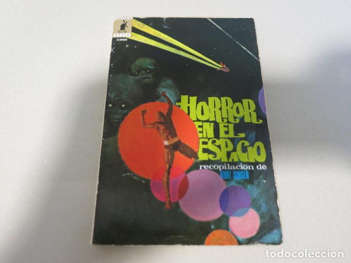 EDICIONES MOLINO HORROR EN EL ESPACIO TERROR CIENCIA FICCION KURT SINGER (Libros antiguos (hasta 1936), raros y curiosos - Literatura - Terror, Misterio y Policíaco)