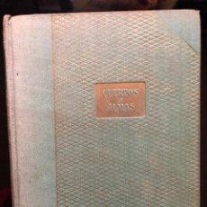 Libros antiguos: CUERPOS Y ALMAS MAXENCE VAN DER MEERSCH EDICIOBES LAURO 1946. Lote 120330059
