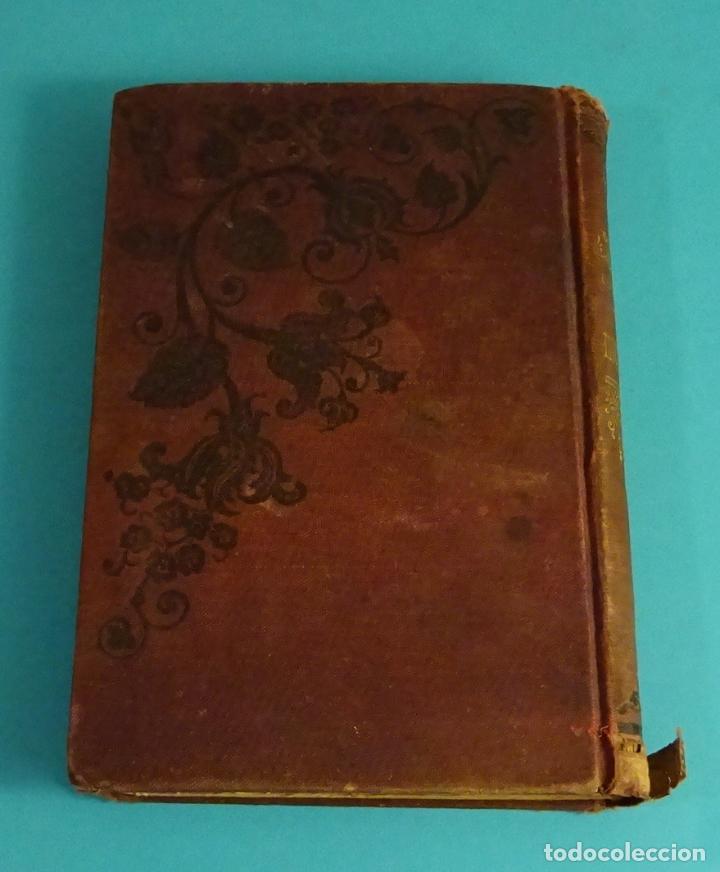 Libros antiguos: ¡ MISTERIO !. HUGH CONWAY (PSEUDÓNIMO CALLED BACK). M. MAUCCI - LIBRERO EDITOR. 1895 - Foto 3 - 120455779