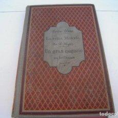 Libros antiguos: LA NOVELA DE AHORA TOMO CON VARIOS NUMEROS CALLEJA. Lote 122169983
