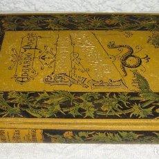 Libros antiguos: HISTORIAS EXTRAORDINARIAS. EDGARDO POE. CON ILUSTRACIONES. ARTE Y LETRAS - 1887. Lote 122366467