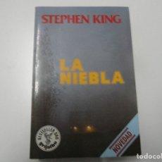 Libros antiguos: PRIMERA EDICIÓN DE LA NIEBLA DE STEPHEN KING 1986. Lote 124653915