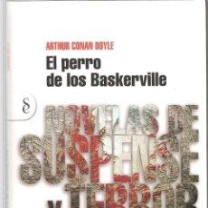 Libros antiguos: EL PERRO DE LOS BASKERVILLE.. Lote 125196575