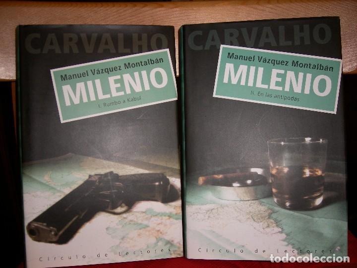 MILENIO (Libros antiguos (hasta 1936), raros y curiosos - Literatura - Terror, Misterio y Policíaco)