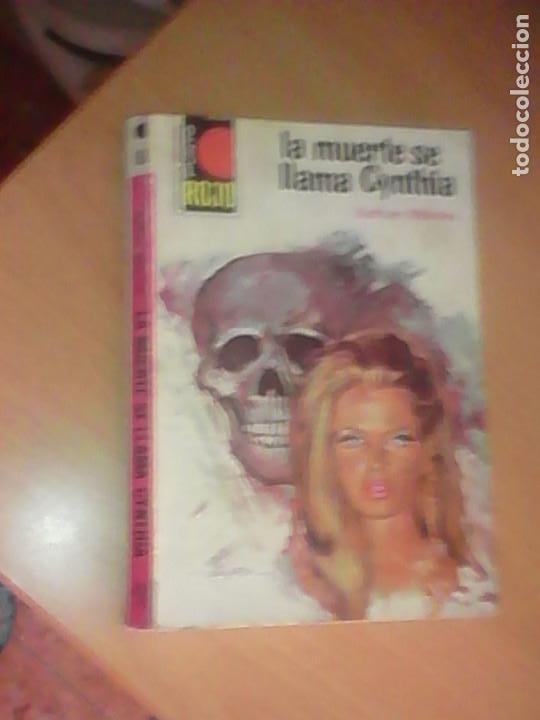 KELTOM MCINTIRE - LA MUERTE SE LLAMA CYNTHIA - PUNTO ROJO NRO 569---ENVIO GRATIS (Libros antiguos (hasta 1936), raros y curiosos - Literatura - Terror, Misterio y Policíaco)