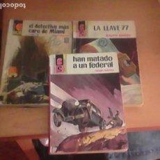 Libros antiguos: RALPH BARBY Nº 349-1179-1226 EDICION EDITORIAL BRUGUERA AÑO 1968-1973. Lote 127121431