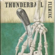Libros antiguos: THUNDERBALL. AUTOR FLEMING IAN. Lote 127232203