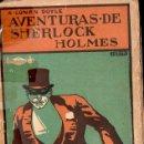 Libros antiguos: CONAN DOYLE - SHERLOCK HOLMES - EL PROBLEMA FINAL (PROMETEO, S.F.). Lote 128434127