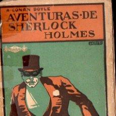 Alte Bücher - CONAN DOYLE - SHERLOCK HOLMES - EL PROBLEMA FINAL (PROMETEO, S.F.) - 128434127