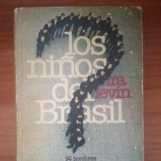 Libros antiguos: LOS NIÑOS DE BRASIL. Lote 129001007