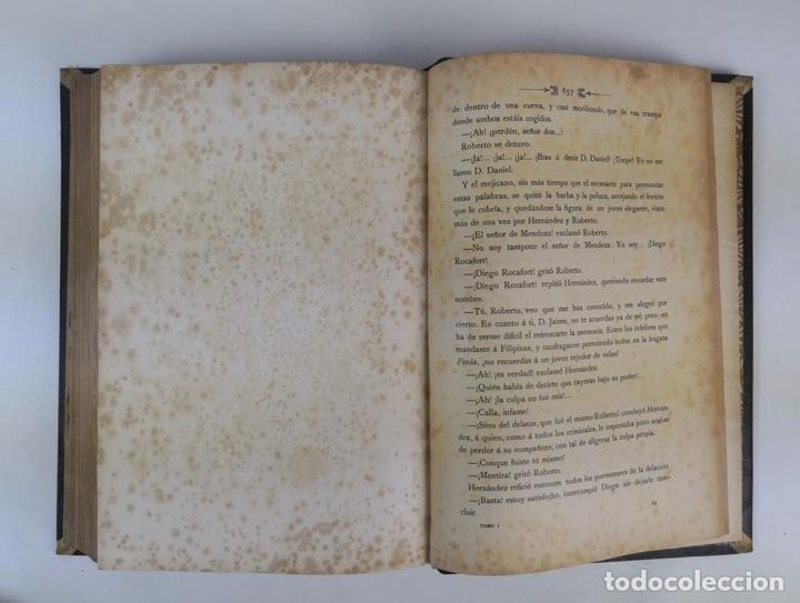 Libros antiguos: BARCELONA Y SUS MISTERIOS. 2 TOMOS. ANTONIO ALTADILL. EDIT VIUDA É HIJOS DE J.TORRENS. 1891. - Foto 10 - 130184203