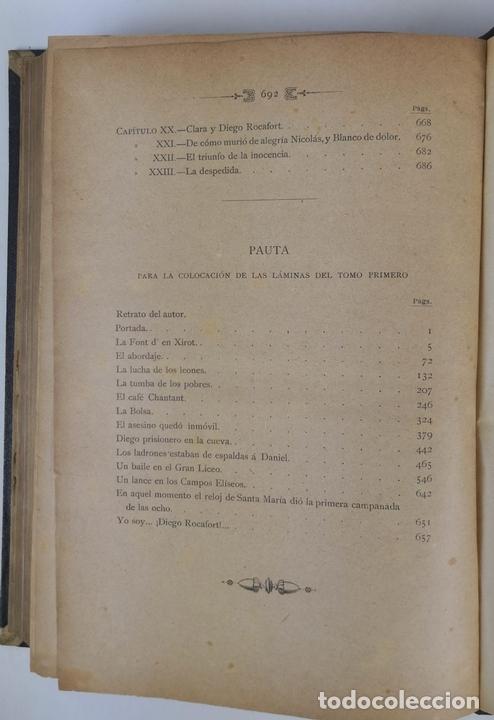 Libros antiguos: BARCELONA Y SUS MISTERIOS. 2 TOMOS. ANTONIO ALTADILL. EDIT VIUDA É HIJOS DE J.TORRENS. 1891. - Foto 13 - 130184203