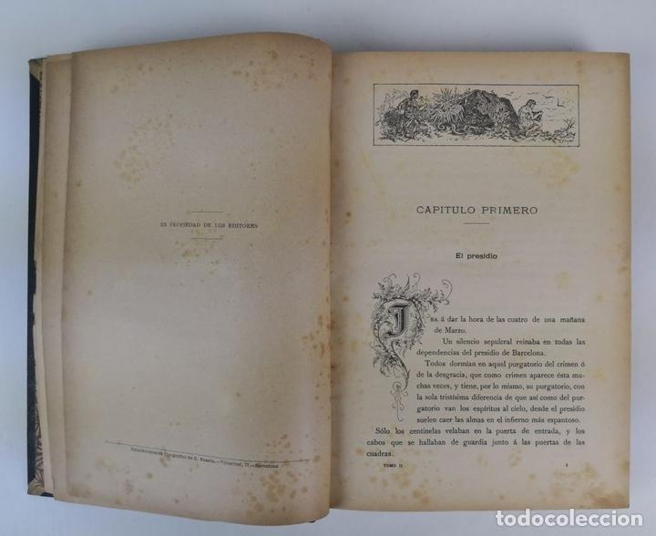 Libros antiguos: BARCELONA Y SUS MISTERIOS. 2 TOMOS. ANTONIO ALTADILL. EDIT VIUDA É HIJOS DE J.TORRENS. 1891. - Foto 18 - 130184203