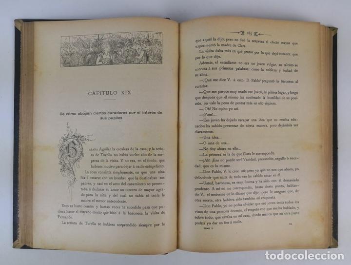Libros antiguos: BARCELONA Y SUS MISTERIOS. 2 TOMOS. ANTONIO ALTADILL. EDIT VIUDA É HIJOS DE J.TORRENS. 1891. - Foto 19 - 130184203