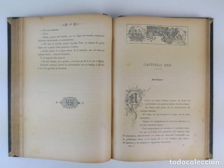 Libros antiguos: BARCELONA Y SUS MISTERIOS. 2 TOMOS. ANTONIO ALTADILL. EDIT VIUDA É HIJOS DE J.TORRENS. 1891. - Foto 20 - 130184203